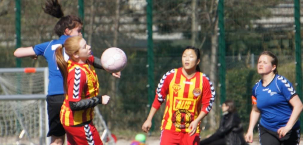 Football Women 11 Vs Fa København Cbs Sport Sports Club